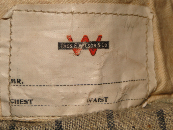 Trousers Tag
