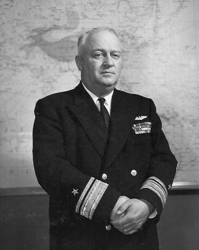 Rear Admiral Frank W. Fenno