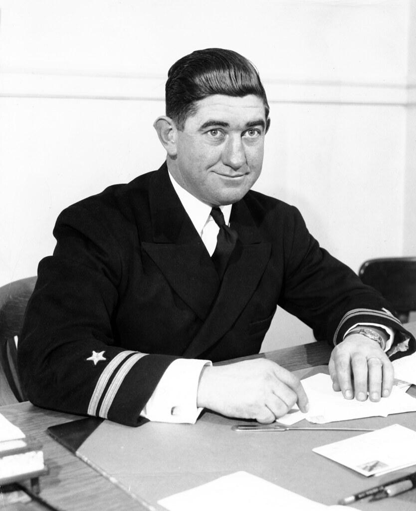 LT Gordon Mickey Cochrane
