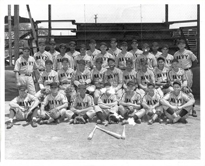 1943 Pearl Harbor Submarine Base Baseball Team